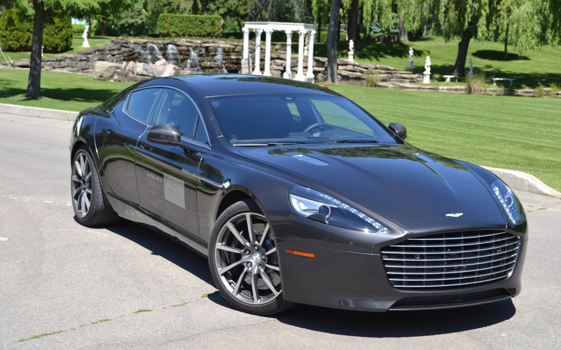 aston martin rapide s 2016 la bombe familiale guide auto. Black Bedroom Furniture Sets. Home Design Ideas