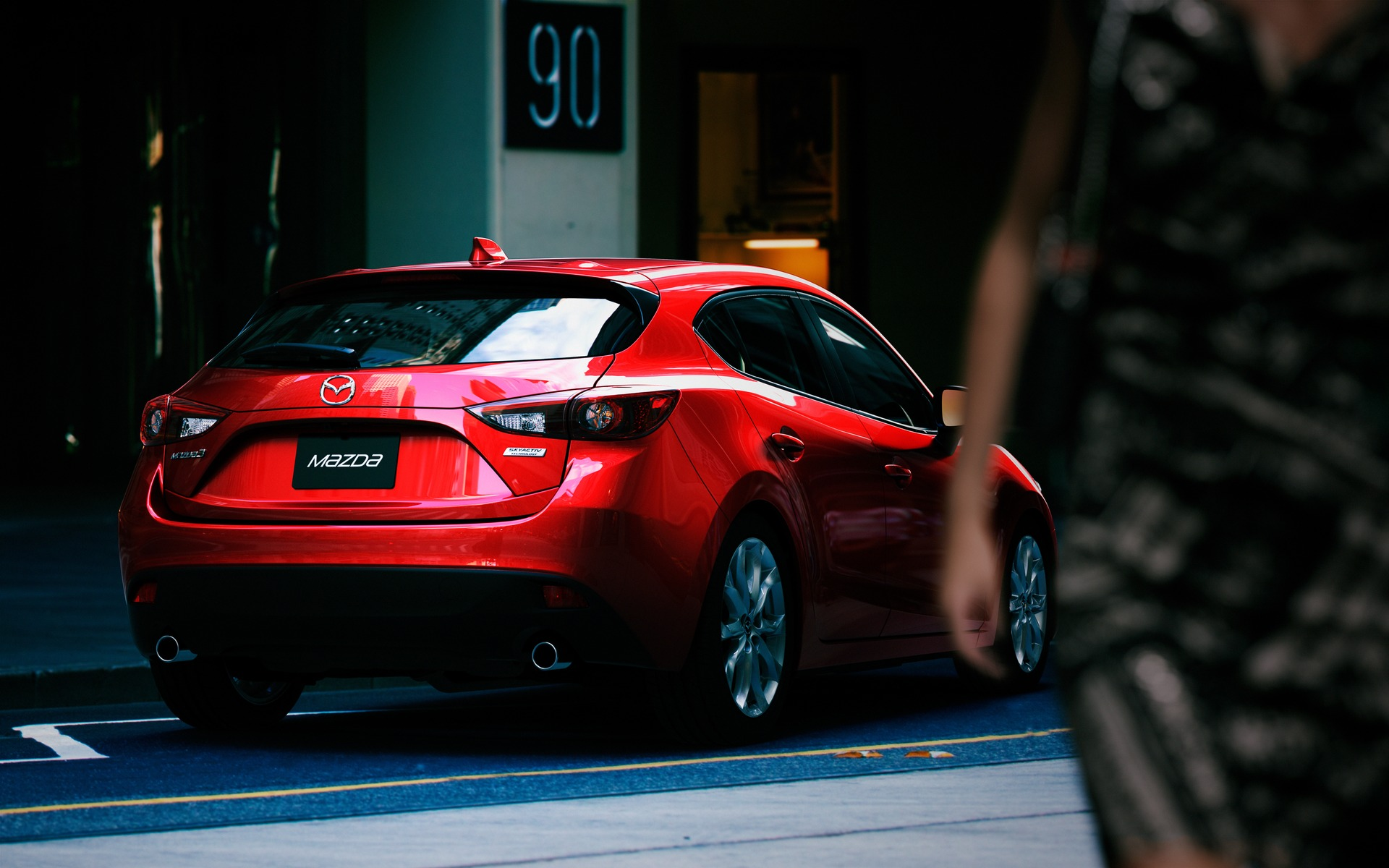 A Round Of Changes For The 2017 Mazda3 5 14