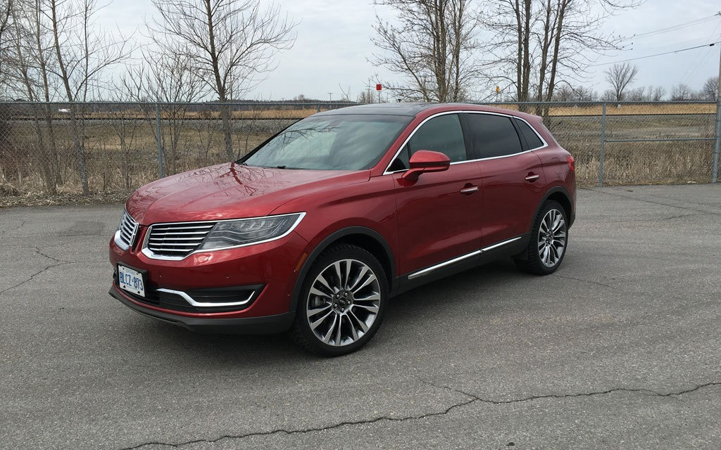 Five Points Auto Sales >> 2016 Lincoln MKX: Gets the Job Done - The Car Guide