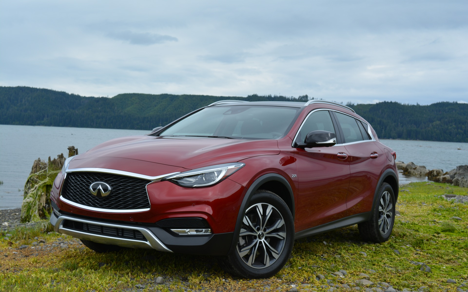 2020 Infiniti QX30 Becomes Electric Crossover SUV >> 2017 Infiniti Qx30 Aimed At Winning The Car Guide