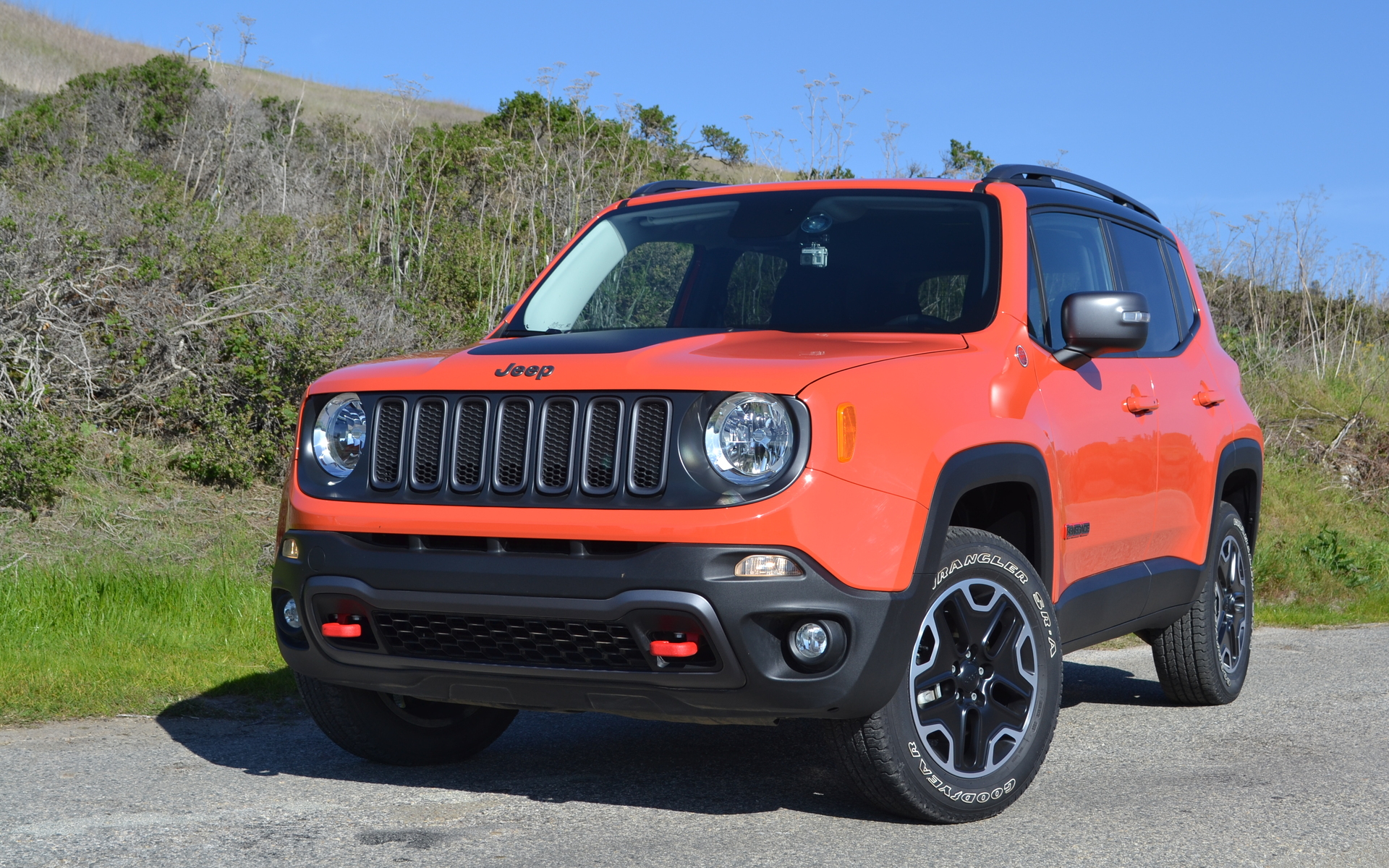 jeep renegade 2016 le surqualifi guide auto. Black Bedroom Furniture Sets. Home Design Ideas