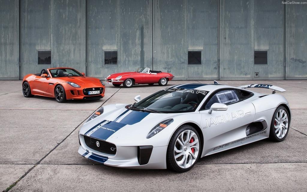 jaguar abandonne les sportives vraiment guide auto. Black Bedroom Furniture Sets. Home Design Ideas