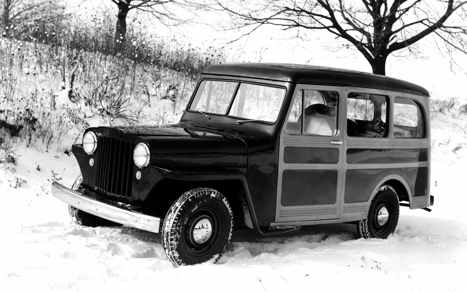 1947 Willys Jeep wagon