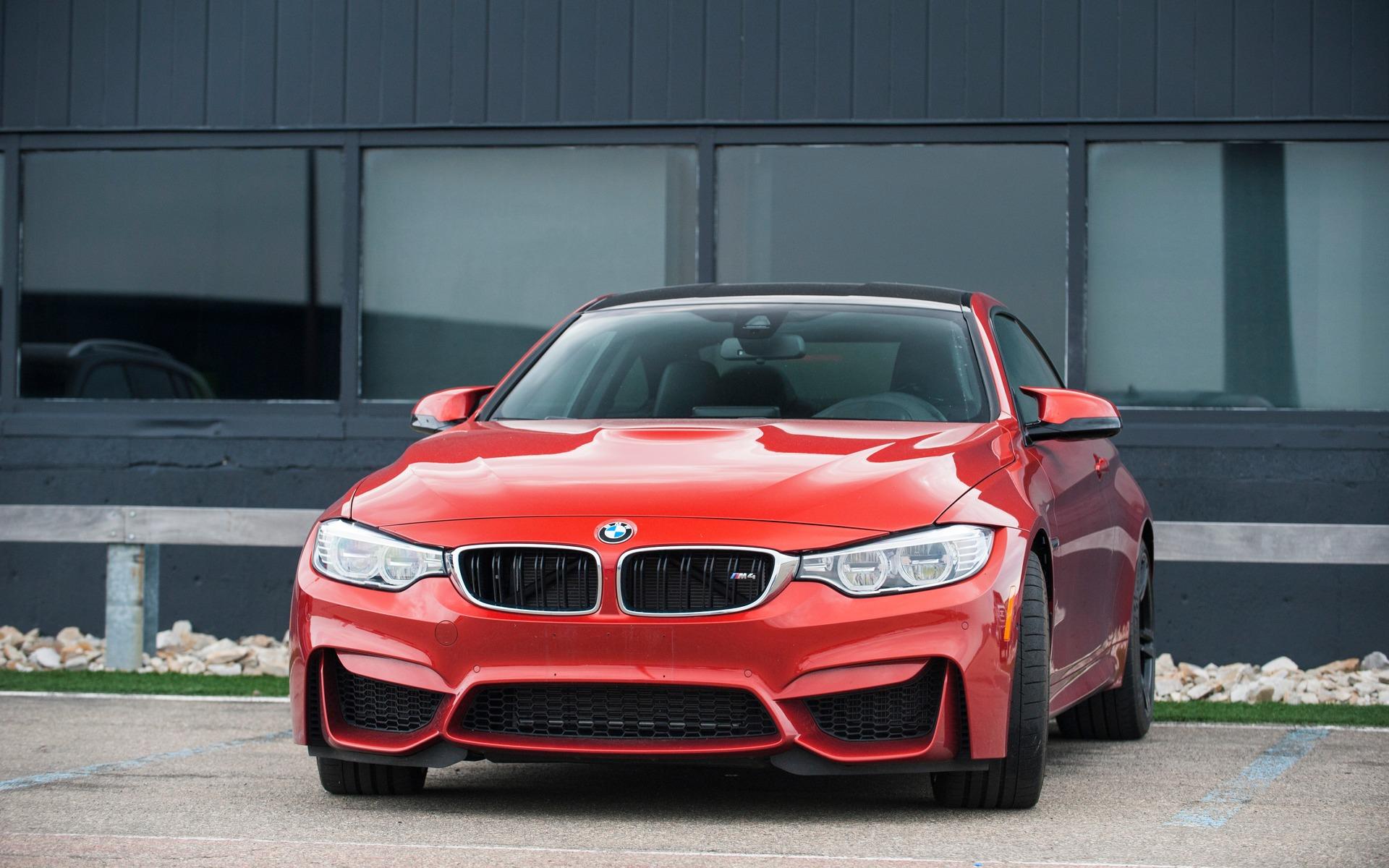 #2 : BMW M4