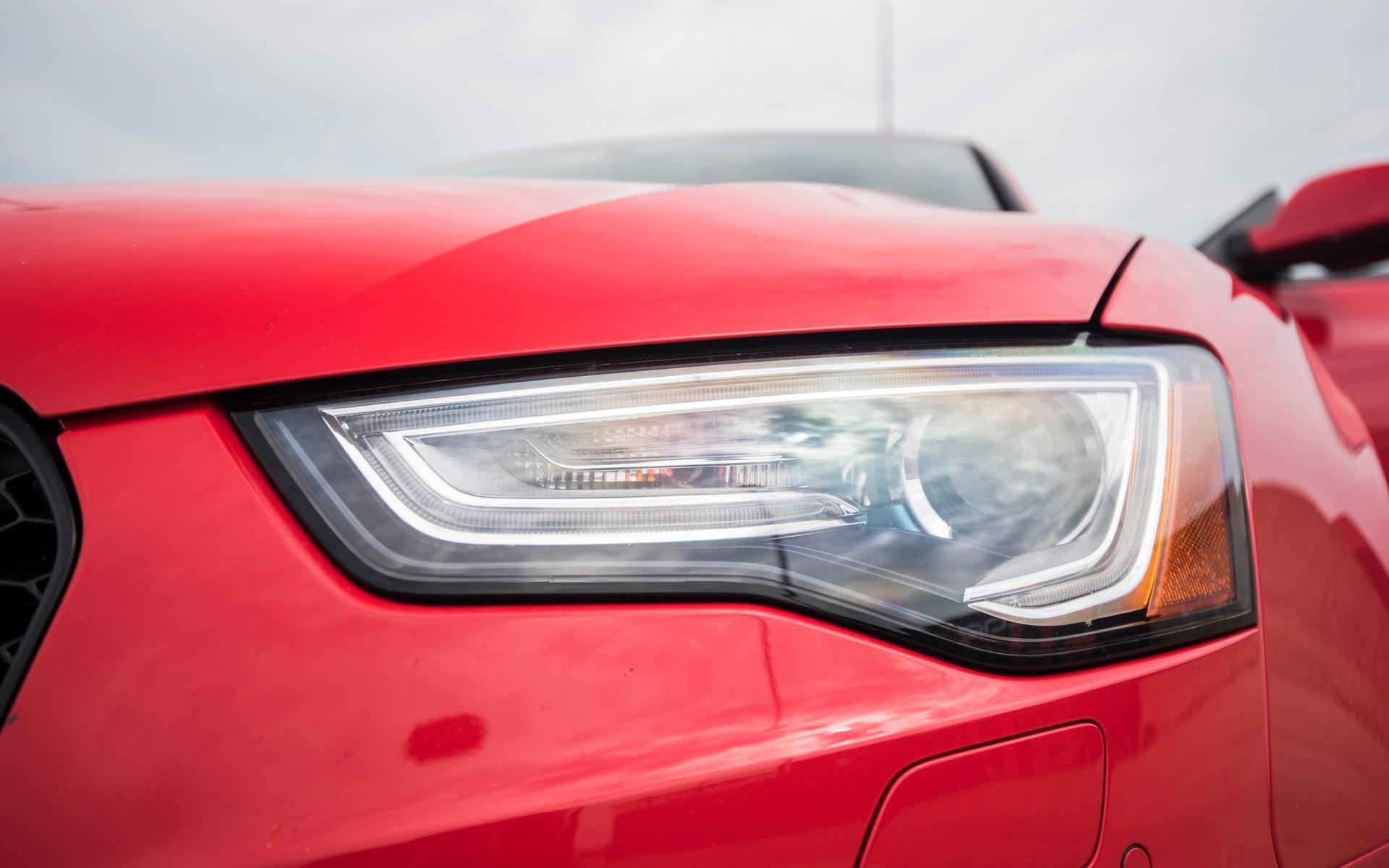 #4 : Audi RS 5