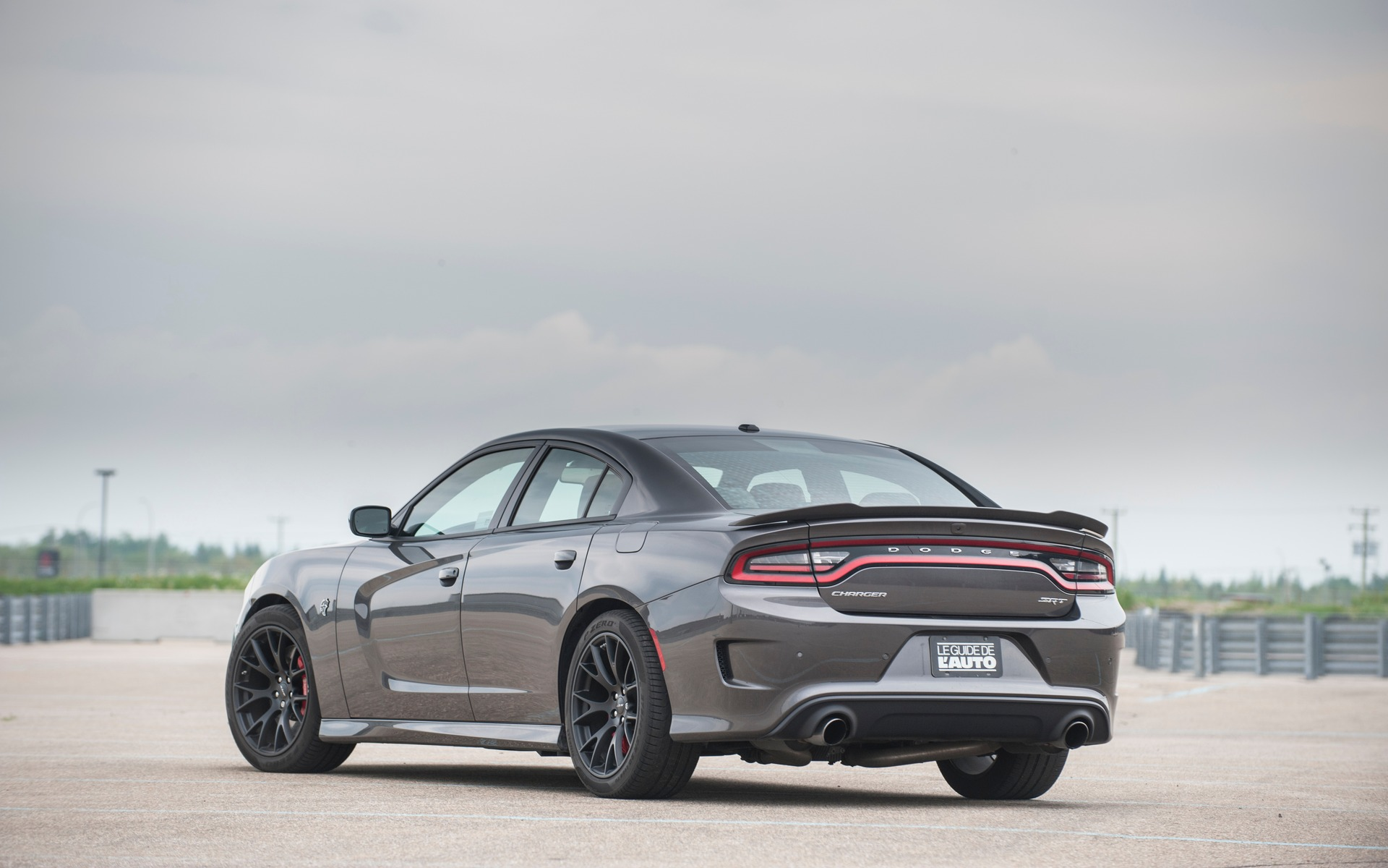 #5 : Dodge Charger SRT Hellcat