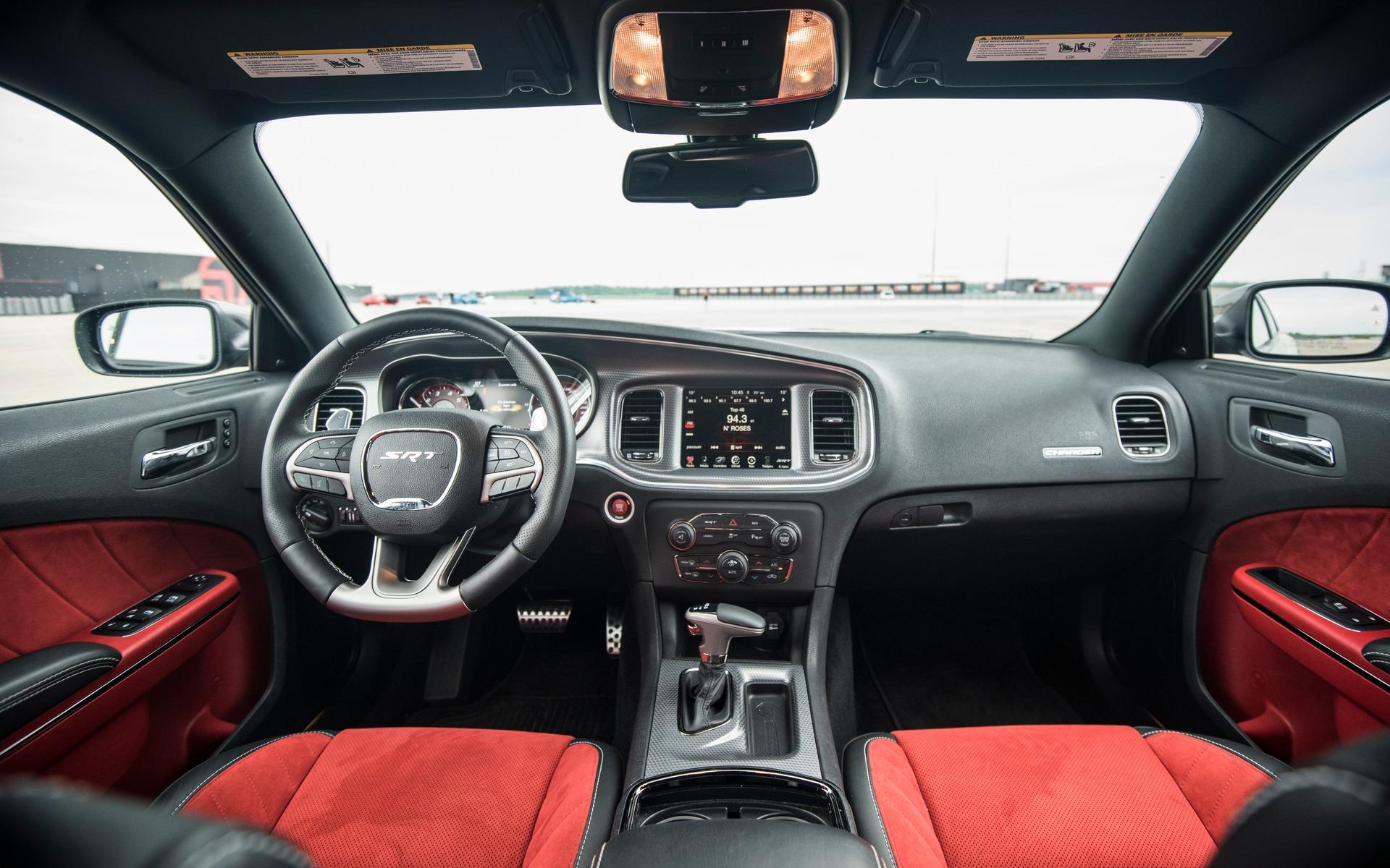 #5 : Dodge Charger SRT Hellcat