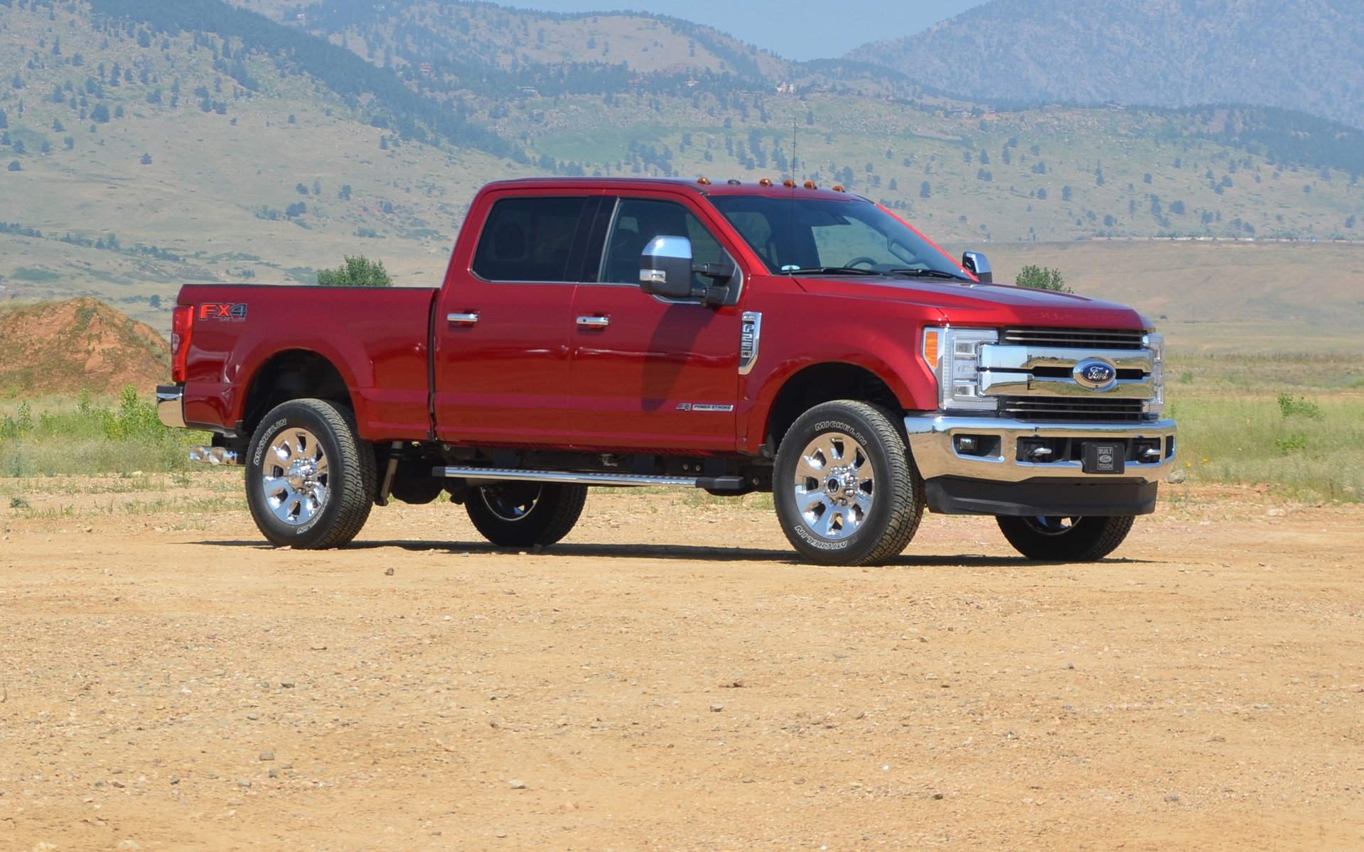 2017 Ford F Series Super Duty Gearing Up For Retaliation The Car Guide