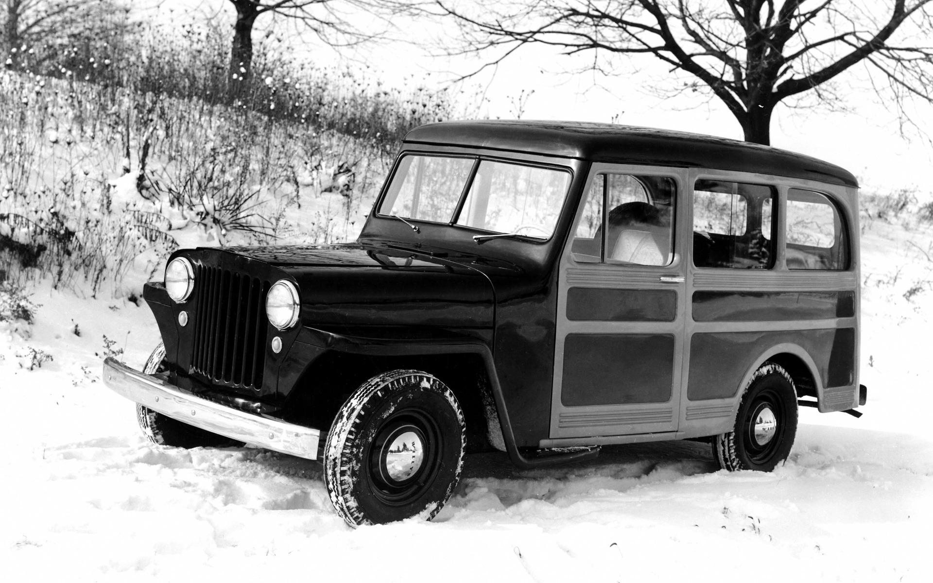 Willys Jeep Wagon 1947