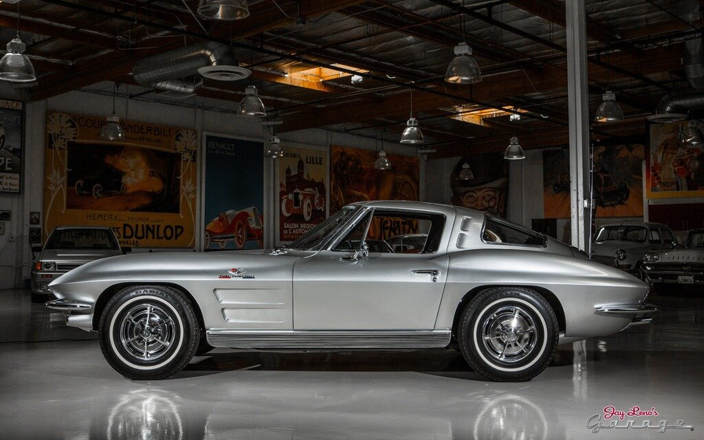 10 des plus belles voitures du garage de jay leno 1 10 for Garage auto plus herblay