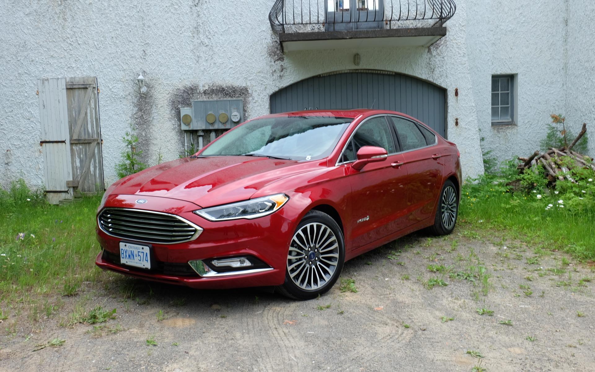 Ford Fusion Platinum