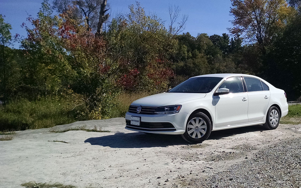 First Drive 2016 Volkswagen Jetta 1 4 Tsi The Car Guide