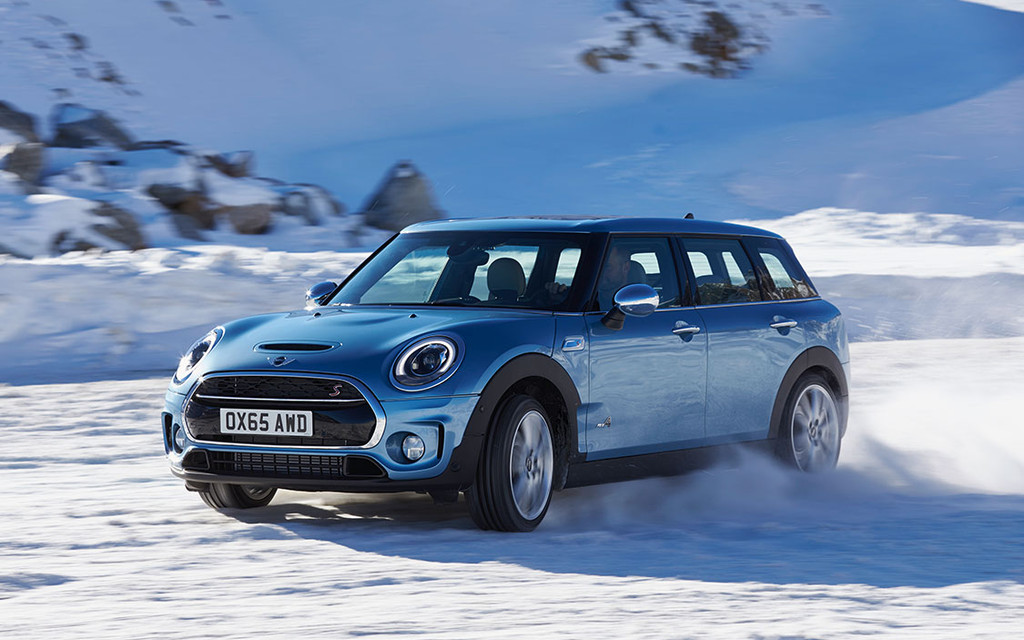 All Wheel Drive Mini Clubman All4 Coming To Canada The Car Guide
