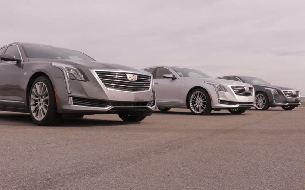 All you need to know about the 2016 Cadillac CT6 - 1/1