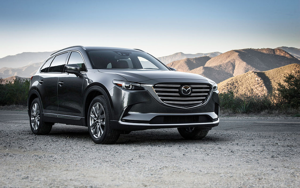 mazda cx 9 39 s fuel economy rating jumps 35 for 2016 the car guide. Black Bedroom Furniture Sets. Home Design Ideas
