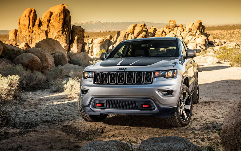 2017 Jeep Grand Cherokee Trailhawk Gets Diesel Option The Car Guide