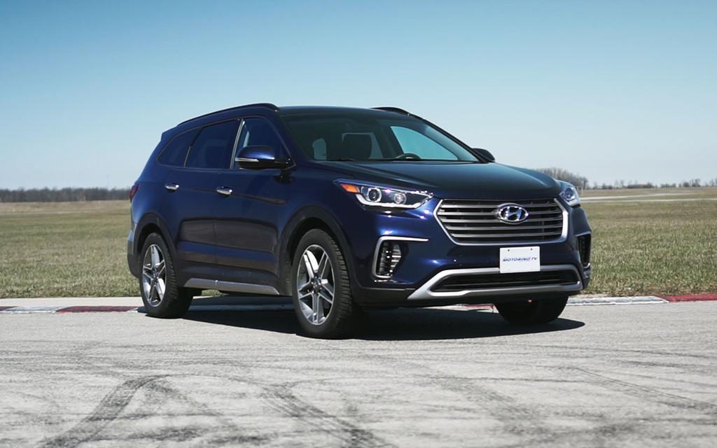 First Drive: 2017 Hyundai Santa Fe XL