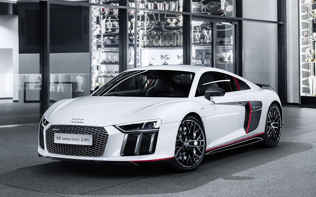 New Audi R8 V10 Plus Selection 24h Limited To Just 24 Units The