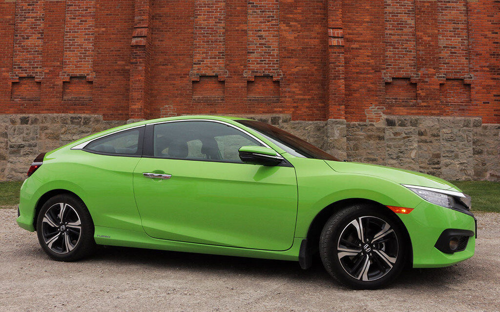 First drive 2016 honda civic coupe the car guide for Build your own honda civic