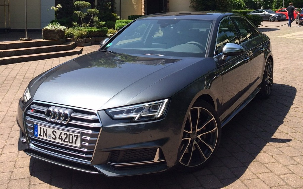 2018 Audi S4 First Drive 2 3