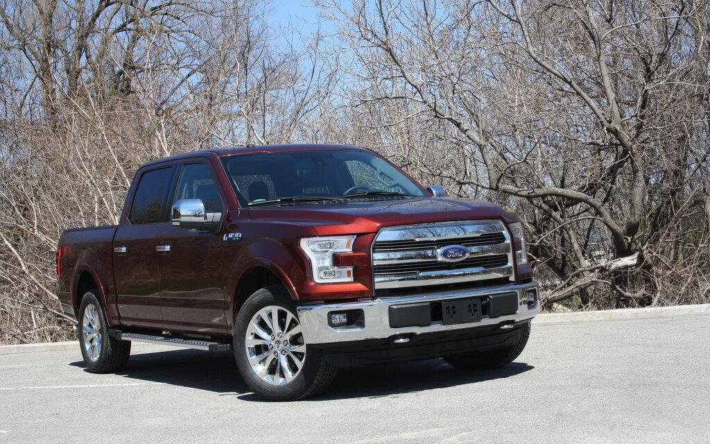 2016 ford f 150 lariat fx4 crew cab 5 0 litres of happiness the car guide. Black Bedroom Furniture Sets. Home Design Ideas