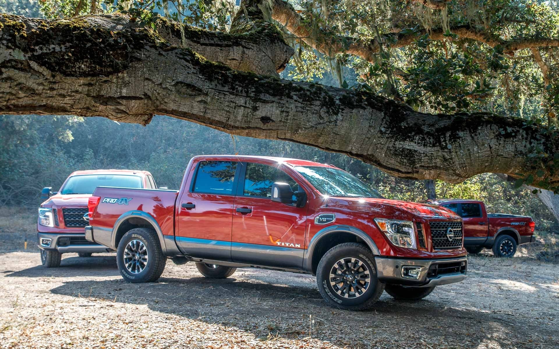 2017 Nissan Titan All That S Left Is To Find Buyers The Car Guide