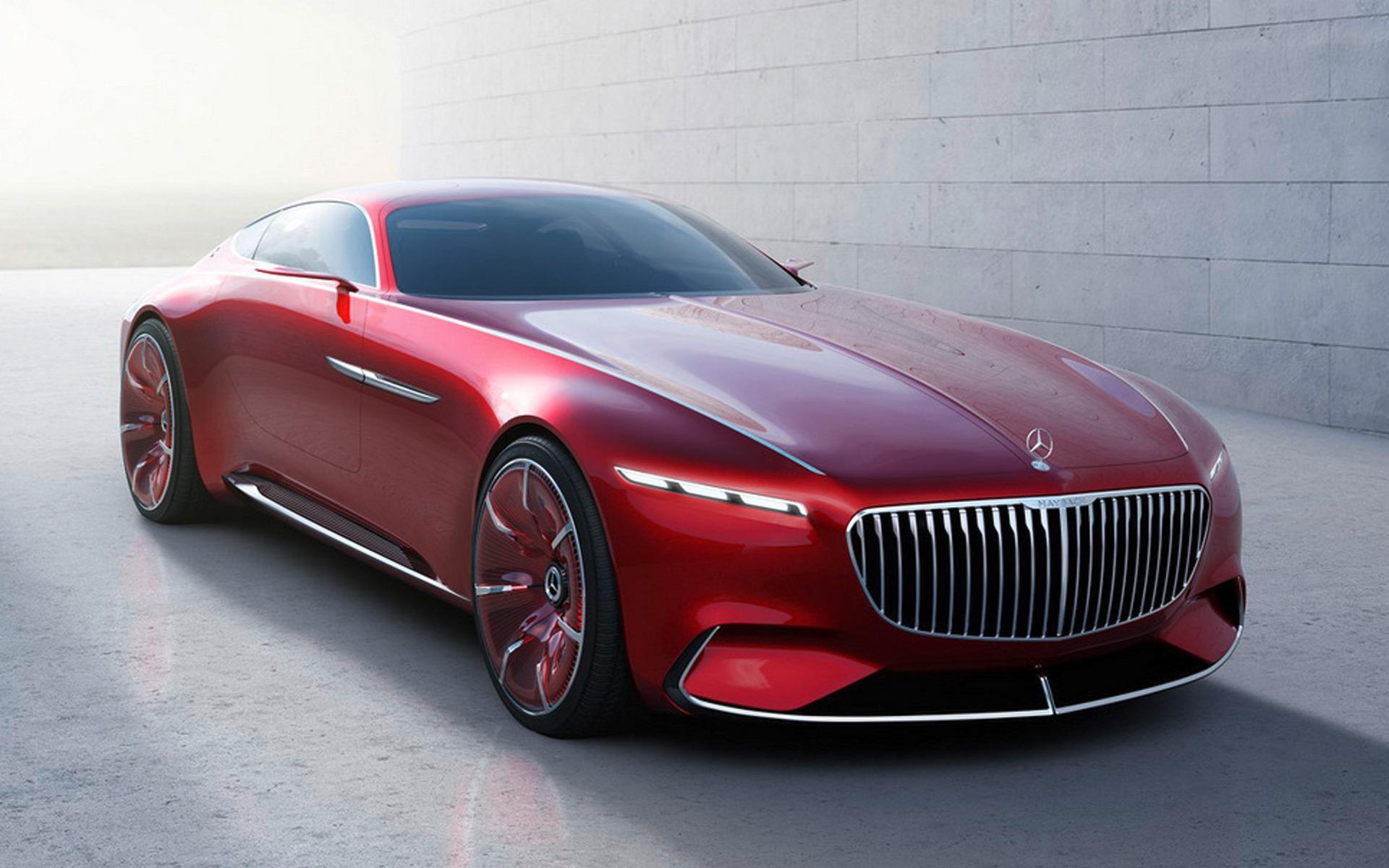 Mercedes-Maybach Concept 6
