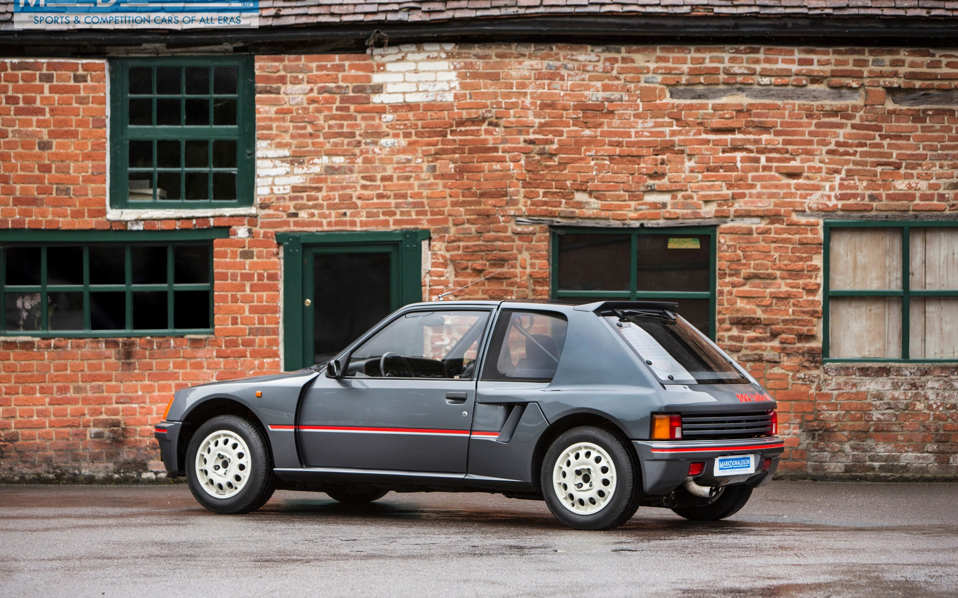 a peugeot 205 t16 to live your group b fantasies the car guide. Black Bedroom Furniture Sets. Home Design Ideas