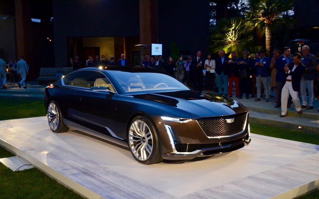 Cadillac Escala : un concept qui annonce le nouveau design de Cadillac - Guide Auto