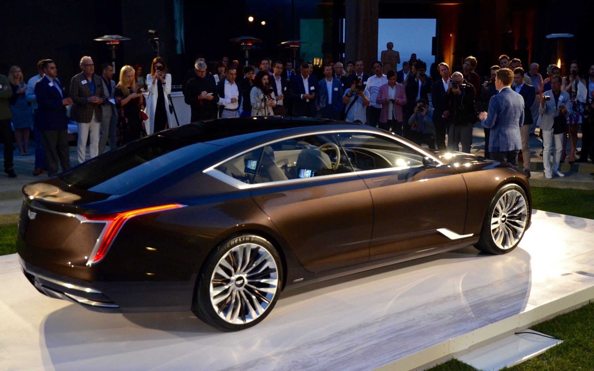 Cadillac Escala Concept: The Harbinger of Cadillac's New ...