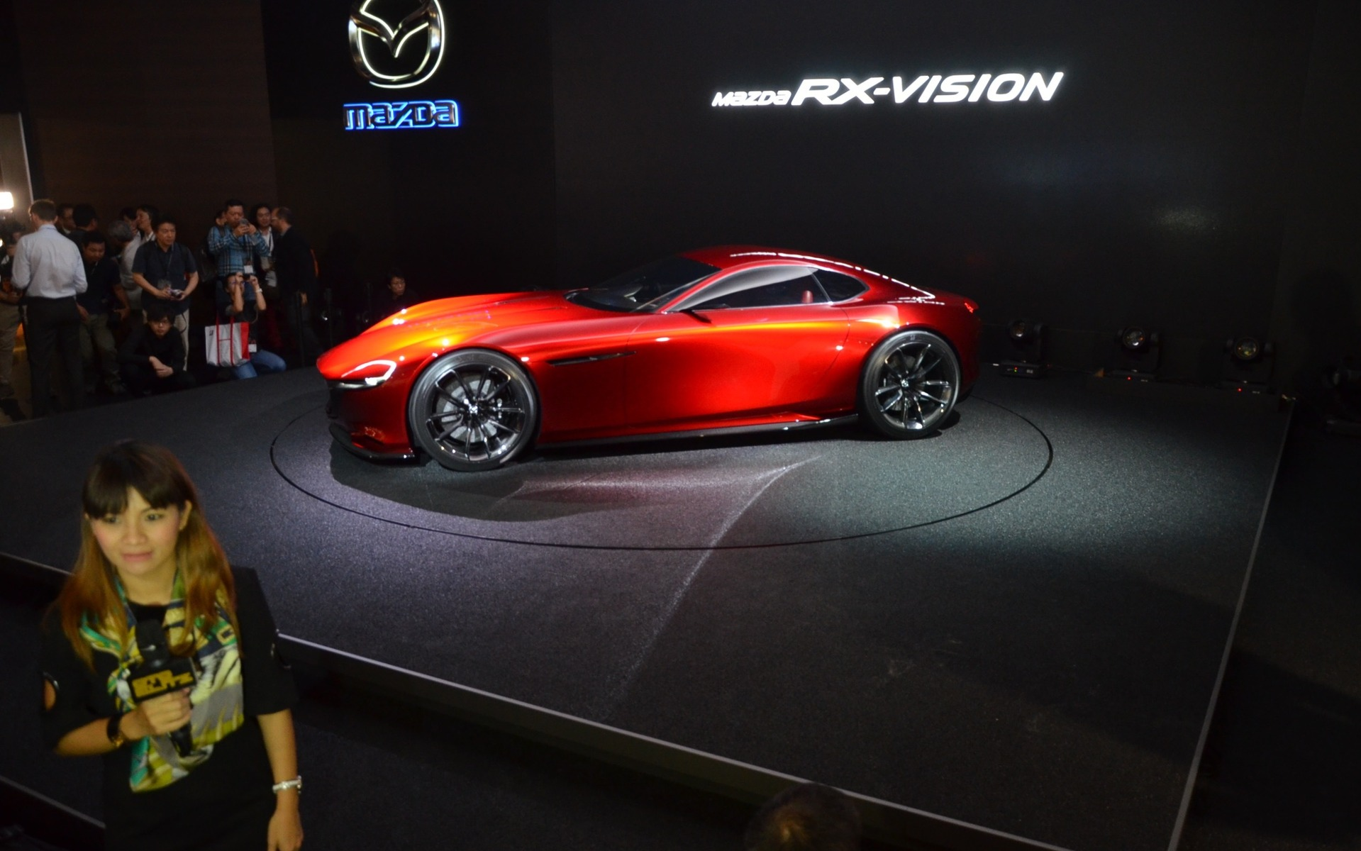 The Mazda RX 9 Could be Unveiled at the 2019 Tokyo Auto Show 7 9