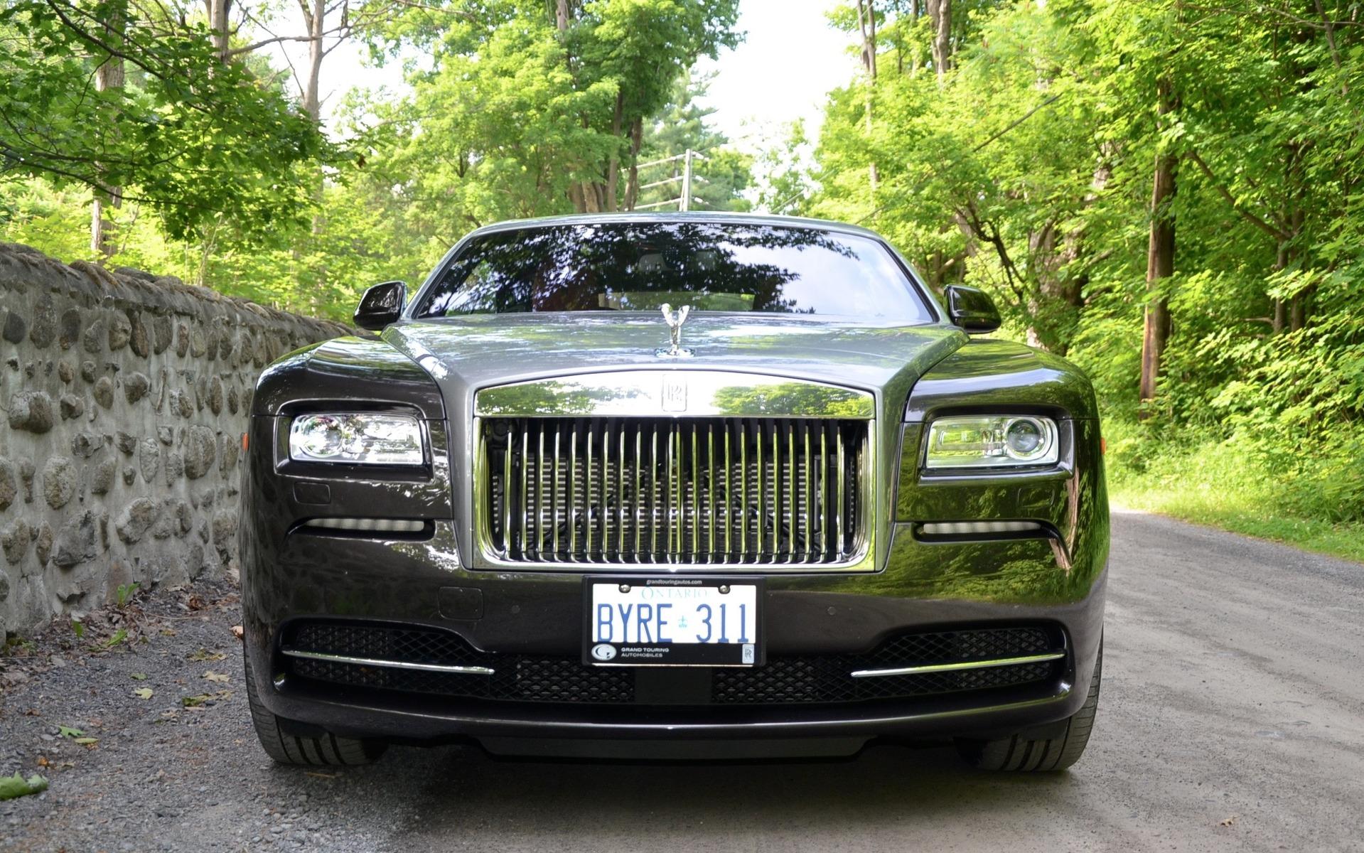 2016 Rolls-Royce Wraith