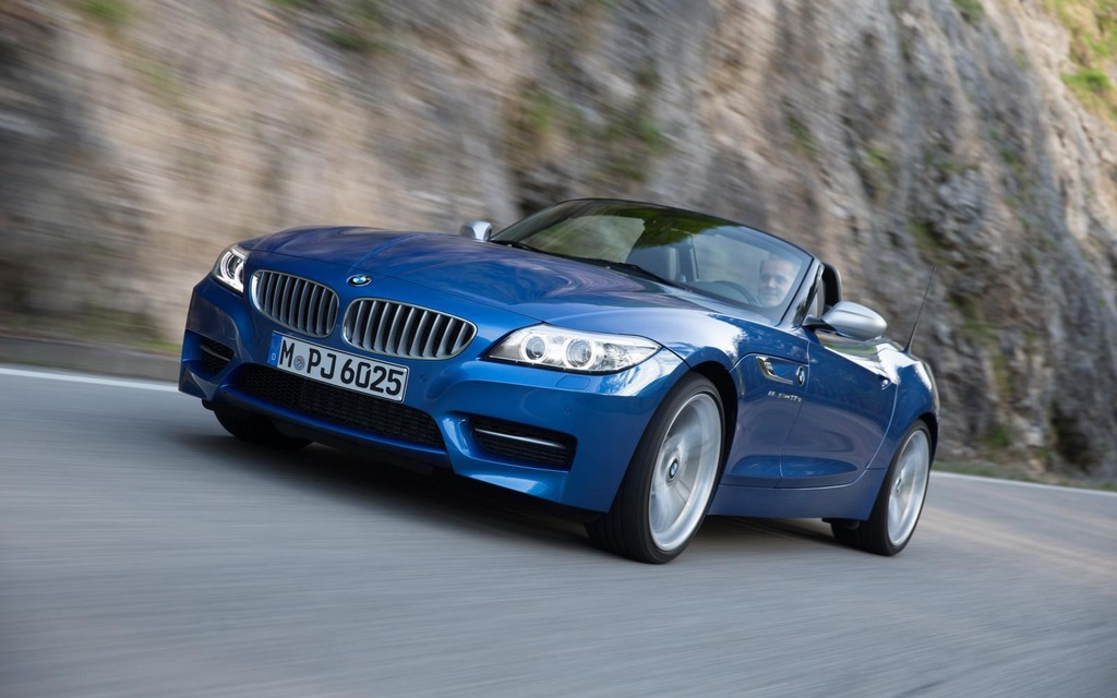 End Of The Line For The Bmw Z4 The Car Guide