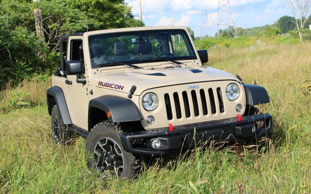 2016 jeep wrangler rubicon hard rock edition way off the beaten path the car guide. Black Bedroom Furniture Sets. Home Design Ideas