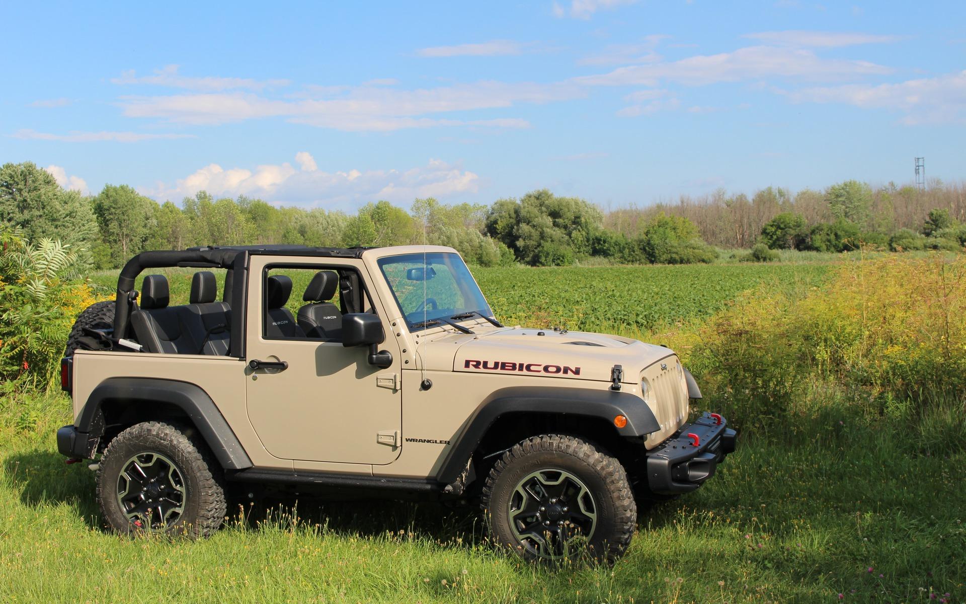 Jeep wrangler rubicon hard rock edition