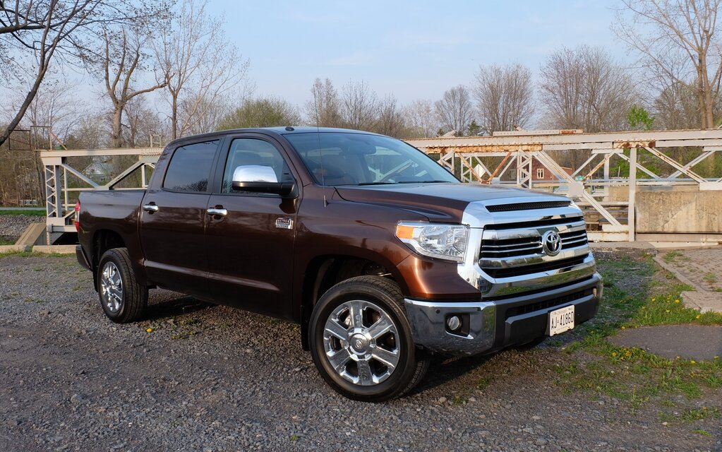 Toyota Of Laramie >> 2016 Toyota Tundra 1794 Edition: The Try-hard - The Car Guide