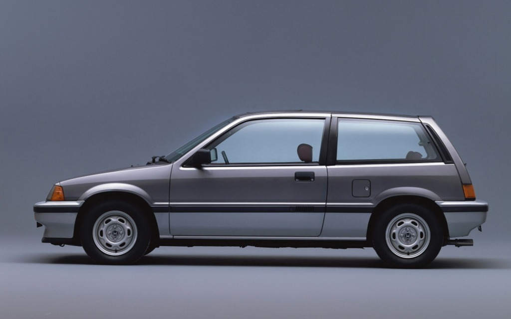 Honda Civic 1983