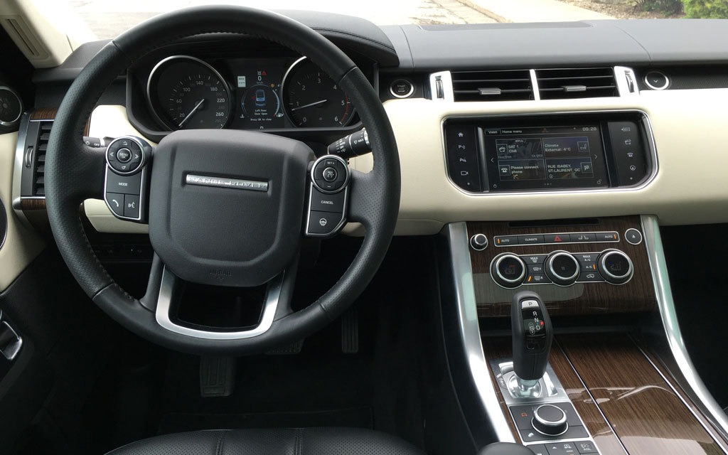 Used Range Rover Sport >> 2016 Range Rover Sport Td6: Top of the Food Chain - 3/16