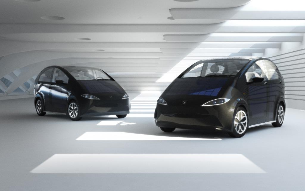 une voiture à énergie solaire pourrait voir le jour grâce au