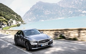 2020 Infiniti Q50 Redesign, Release Date, Hybrid, And Price >> A Fully Electric Infiniti To Hit The Market By 2021 The