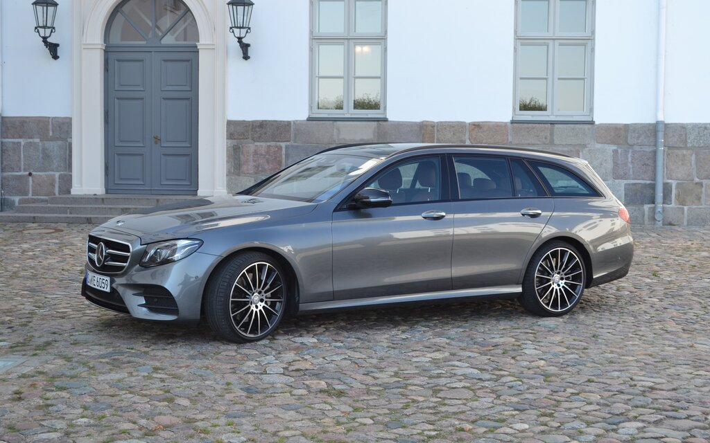 2017 Mercedes-Benz E-Class Wagon: Why don't we like wagons ...
