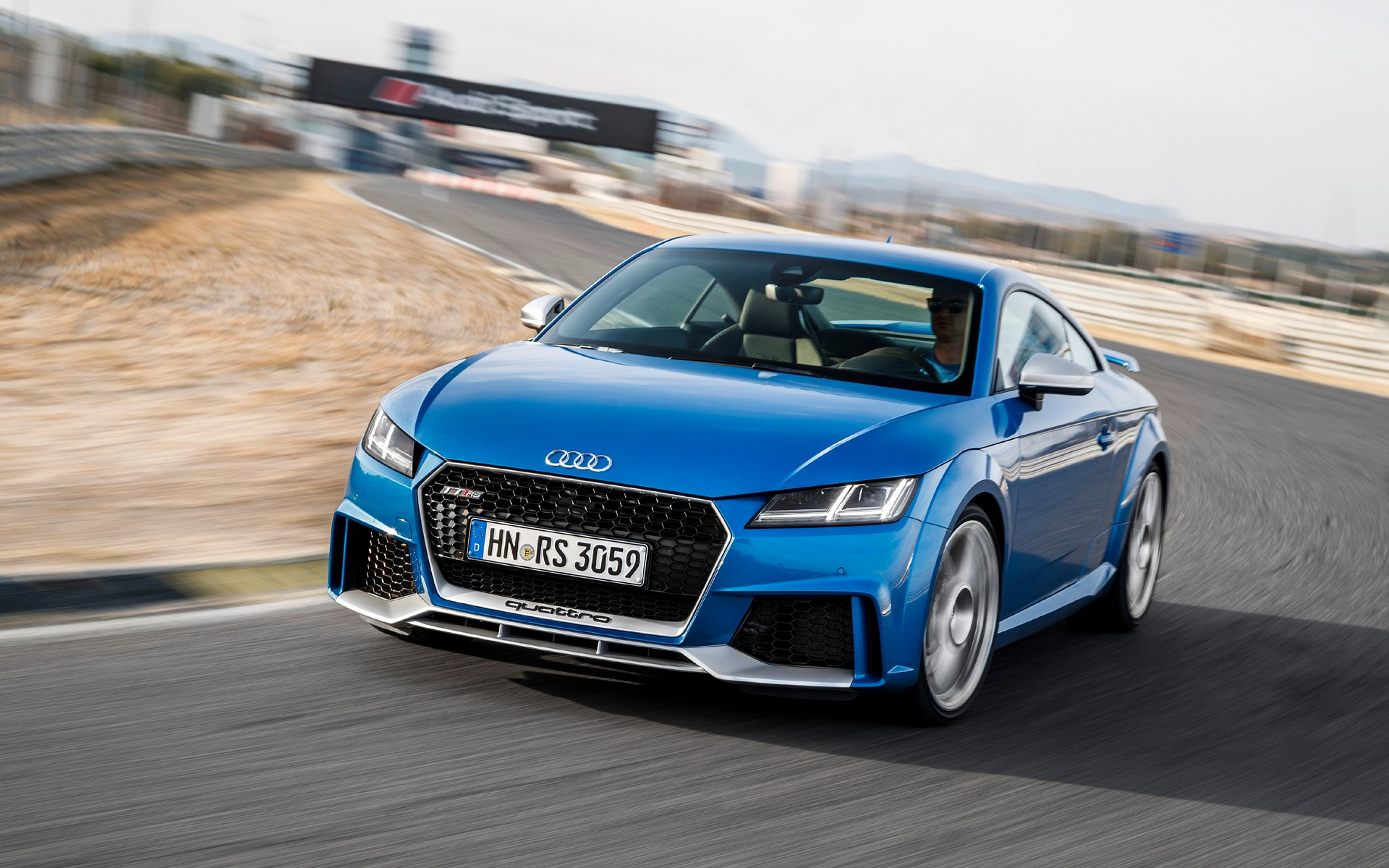 2018 Audi Tt Rs We Re Driving It On The Track This Week The Car Guide