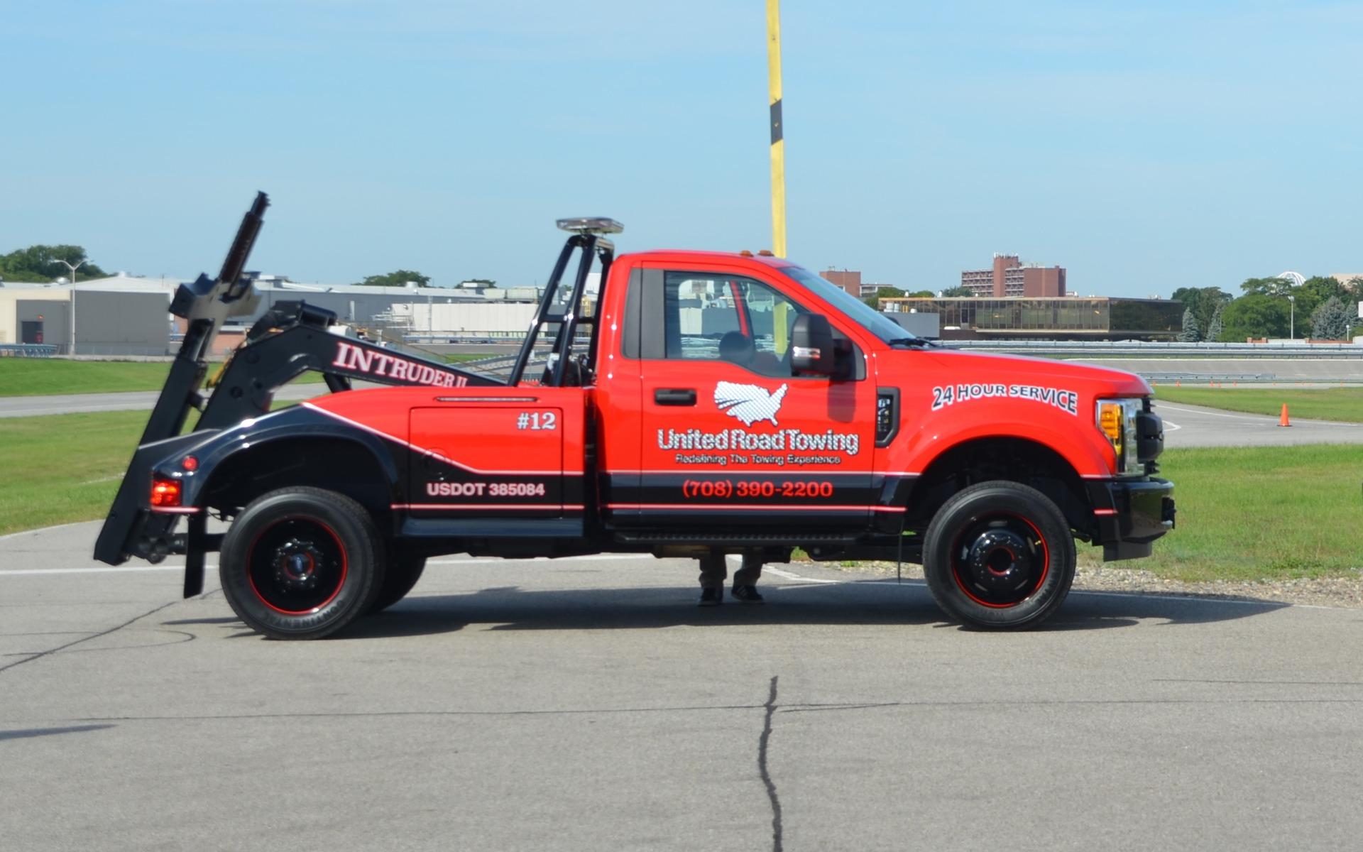 Ford Towing Guide >> Visite chez Ford, de la Ford Model A au Tonka! - 12/19