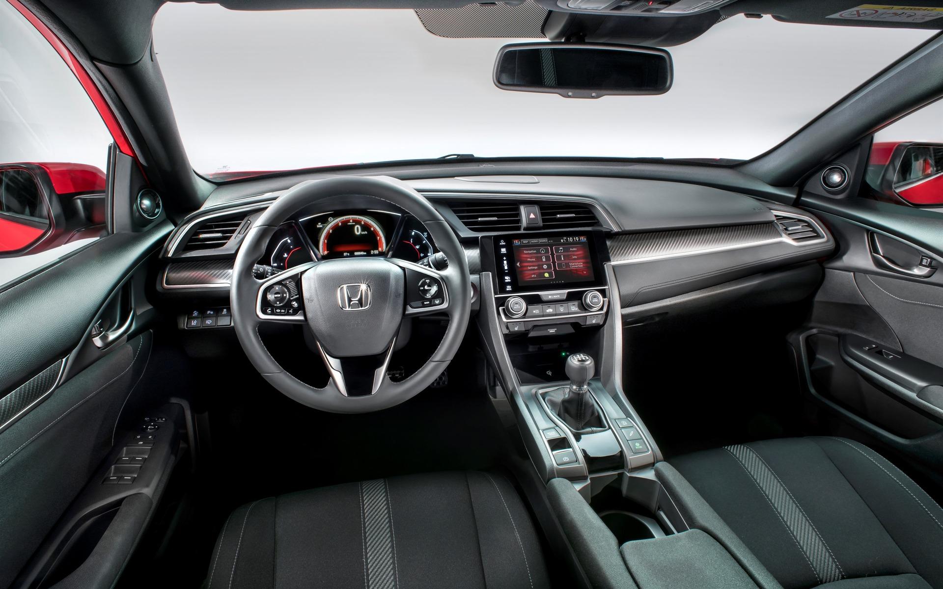 Honda Civic 2017 (version européenne)