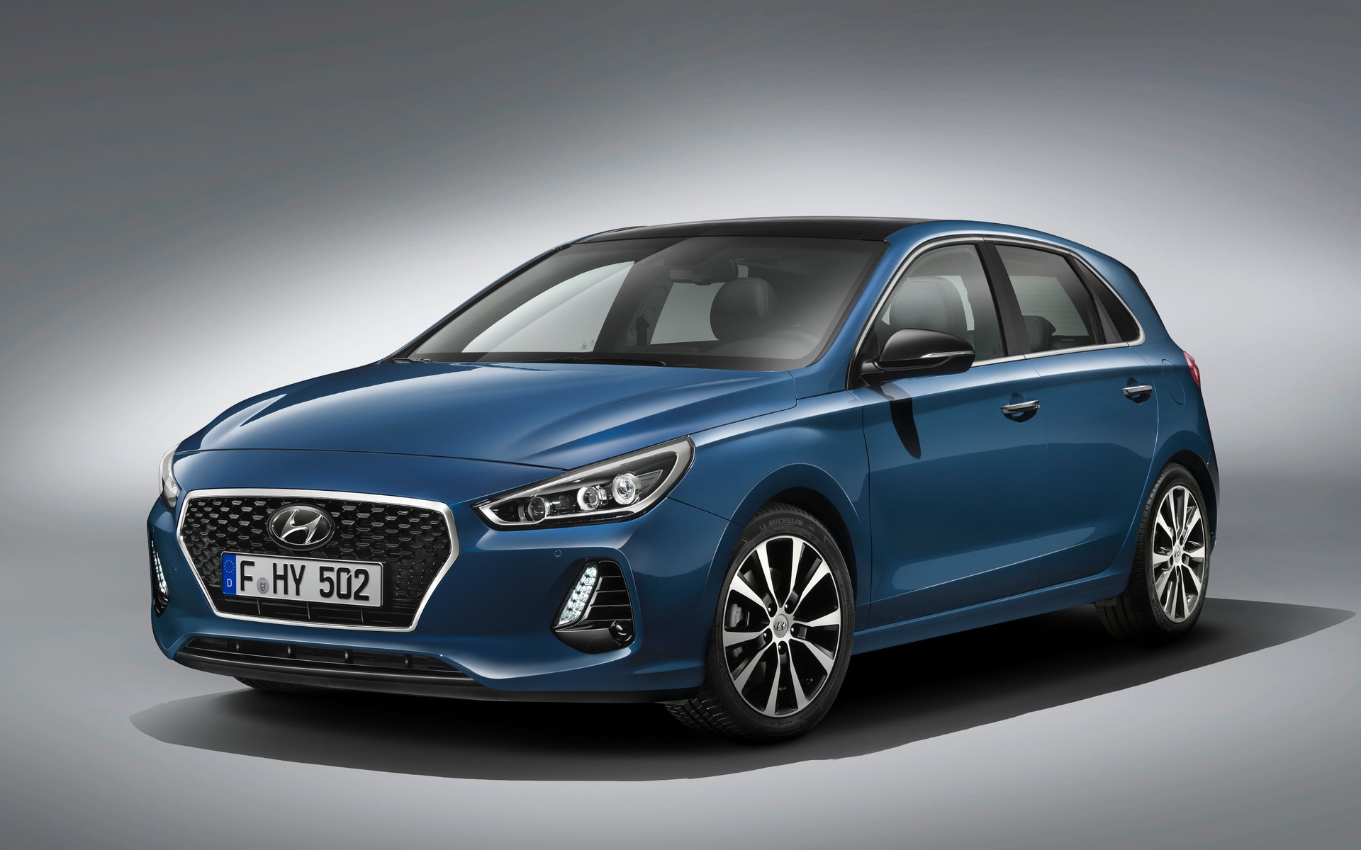 Hyundai i30: is this our next Elantra GT?