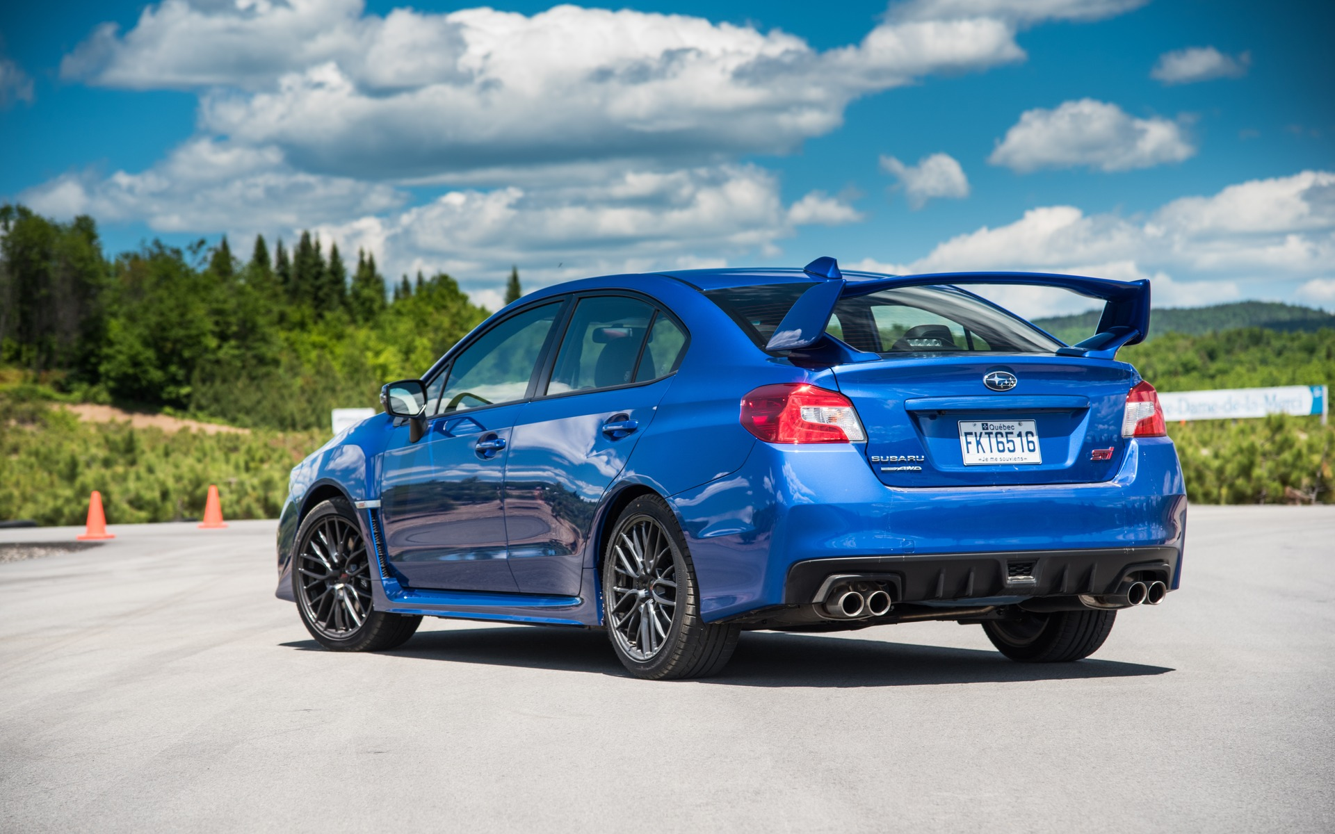 Comparison Test Ford Focus Rs Vs Subaru Wrx Sti Vs Volkswagen