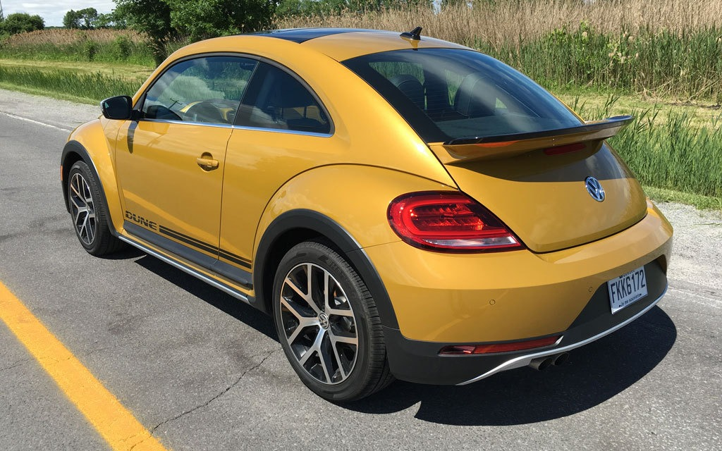 2016 Volkswagen Beetle Dune Keeping It Fresh The Car Guide