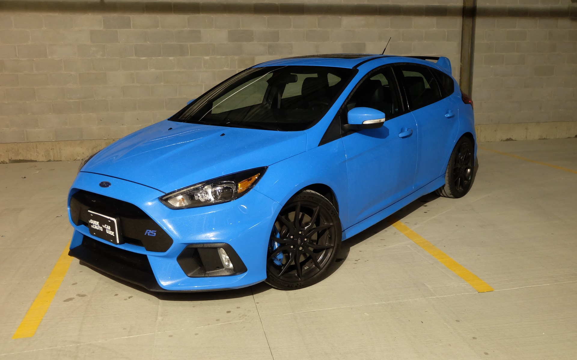 ford focus rs 2016 m block je vous salue guide auto. Black Bedroom Furniture Sets. Home Design Ideas