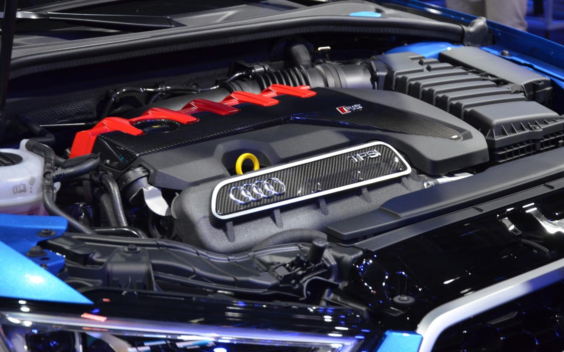 Audi Rs 3 Arriv 233 E Programm 233 E Au Canada 224 L 233 T 233 2017 4 9