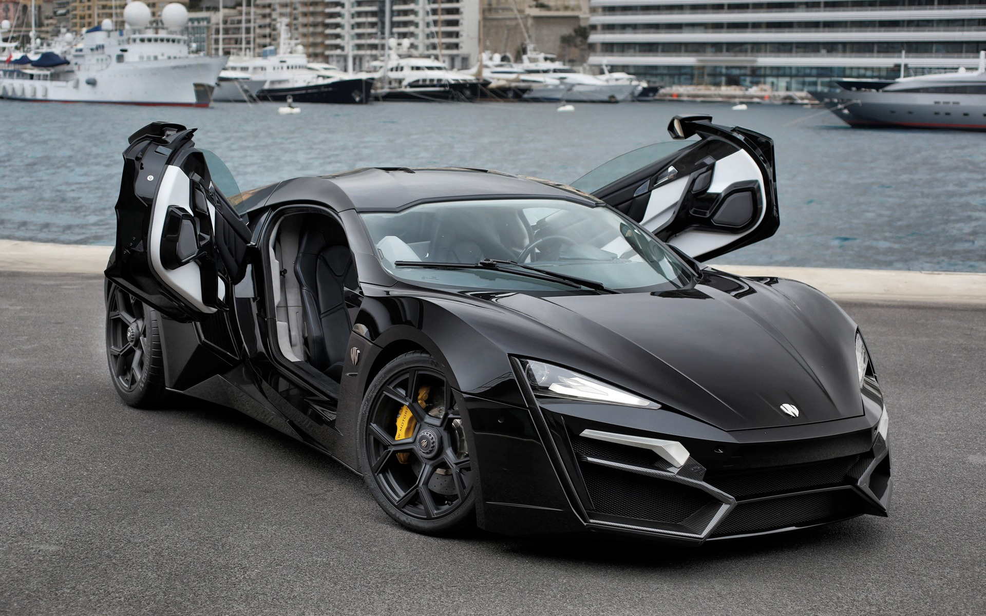 Top 10 Most Expensive Modern Cars - 8/10